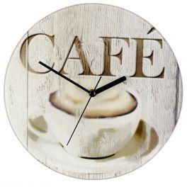Reloj de pared Café