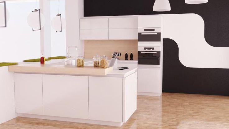 Nice kitchen interiors