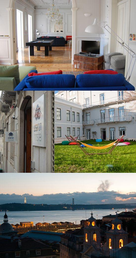 Vacaciones con niños en Lisboa 51 Lisb`on Hostel, Vacaciones baratas con niños en Lisboa