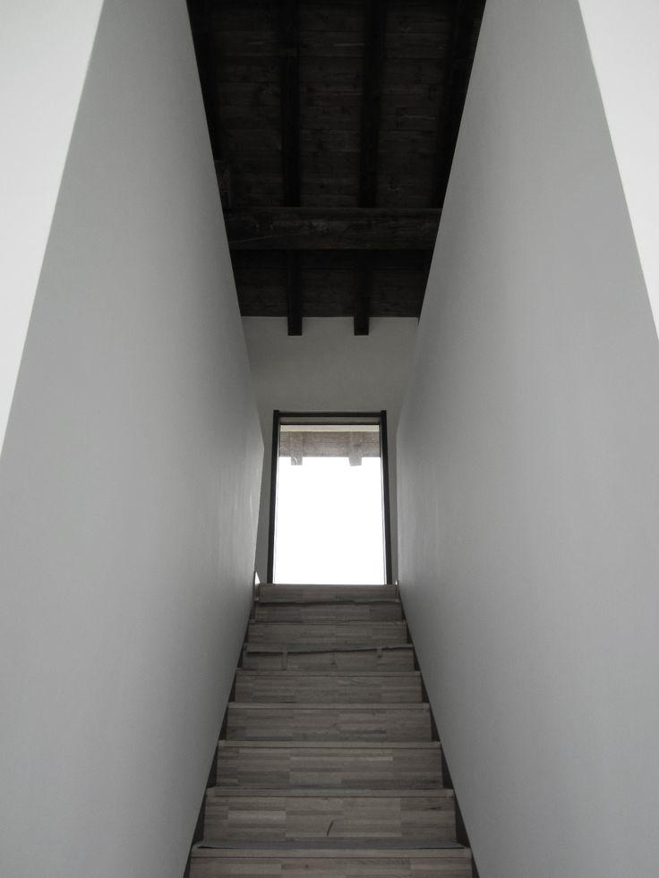 Riuso moderno dei materiali di una volta #interior #design #architettura