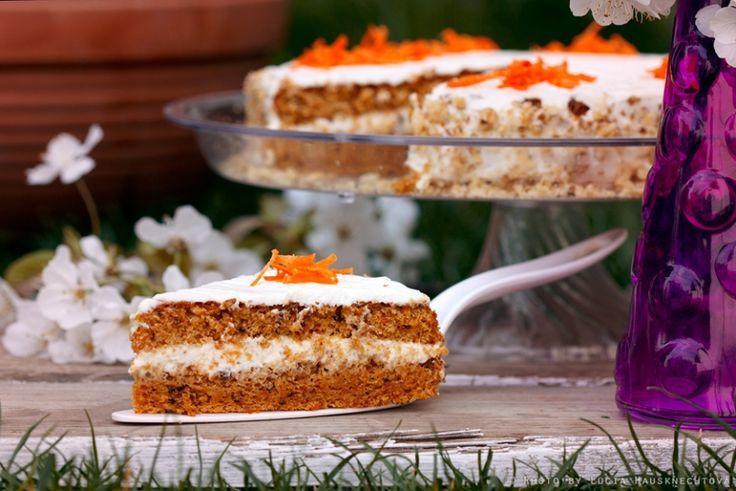 Odhoďte predsudky a ochutnajte mrkvovú tortu - Shiz.sk
