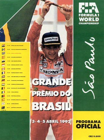 Grands Prix Brasil • STATS F1