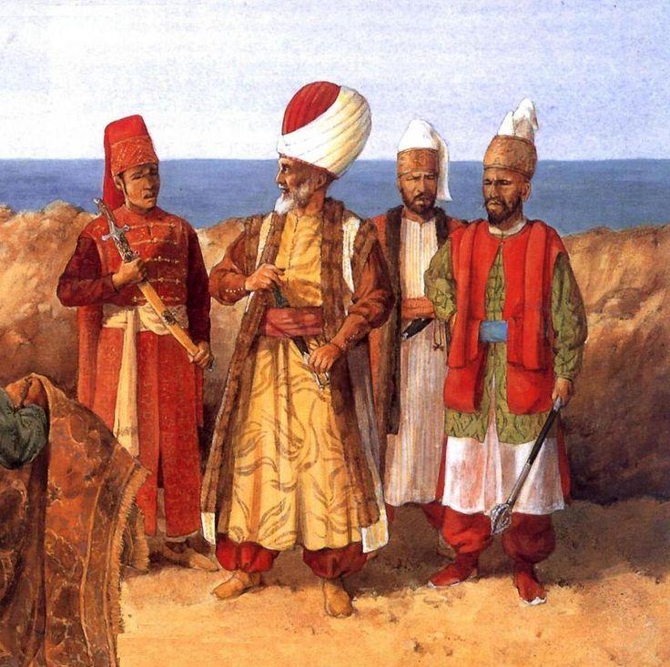 Ottoman generals