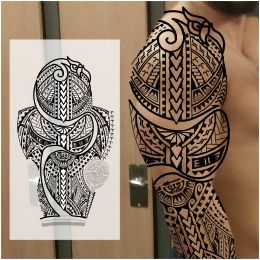 Tattoo of Puipuia, Guardian tattoo - custom tattoo designs on TattooTribes.com
