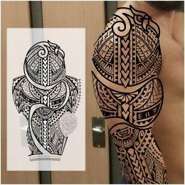 Tattoo of Puipuia, Guardian tattoo - custom tattoo designs on TattooTribes.com