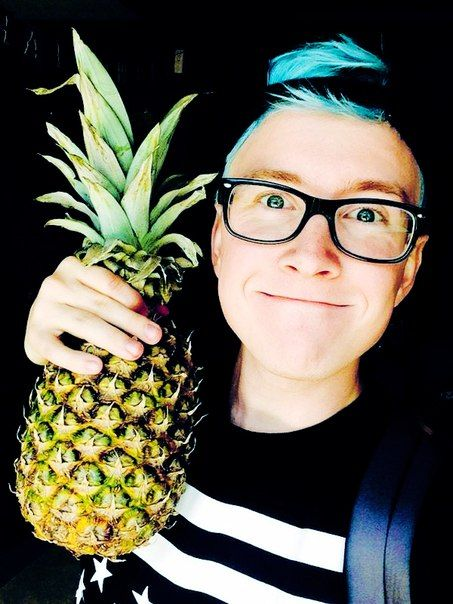 Hahahaha dan and tylers porn video ruined pineapples for me