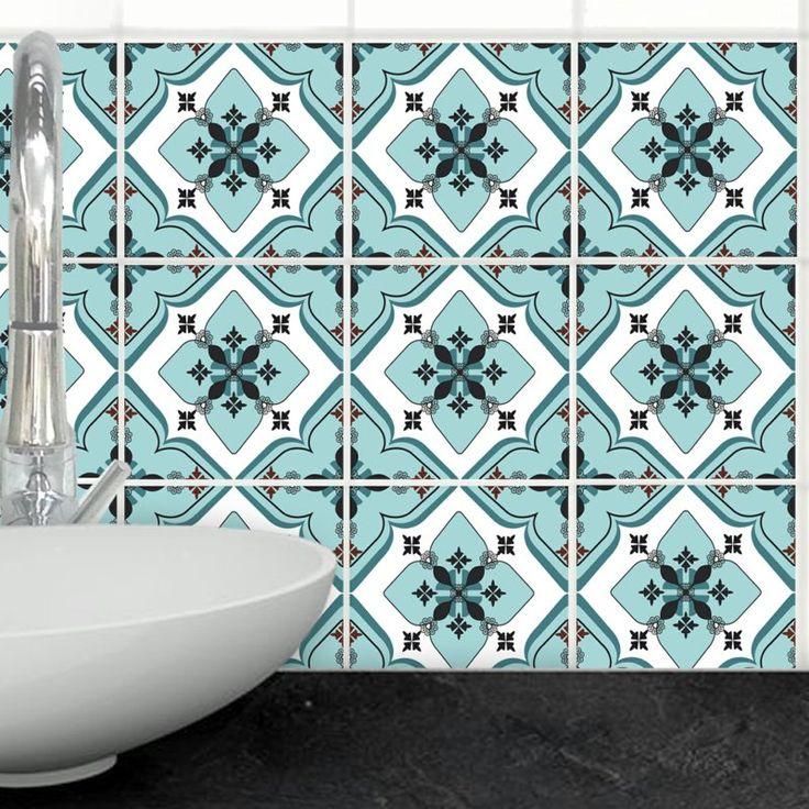 22 besten bunte mexikanische fliesen f r die k che bilder. Black Bedroom Furniture Sets. Home Design Ideas
