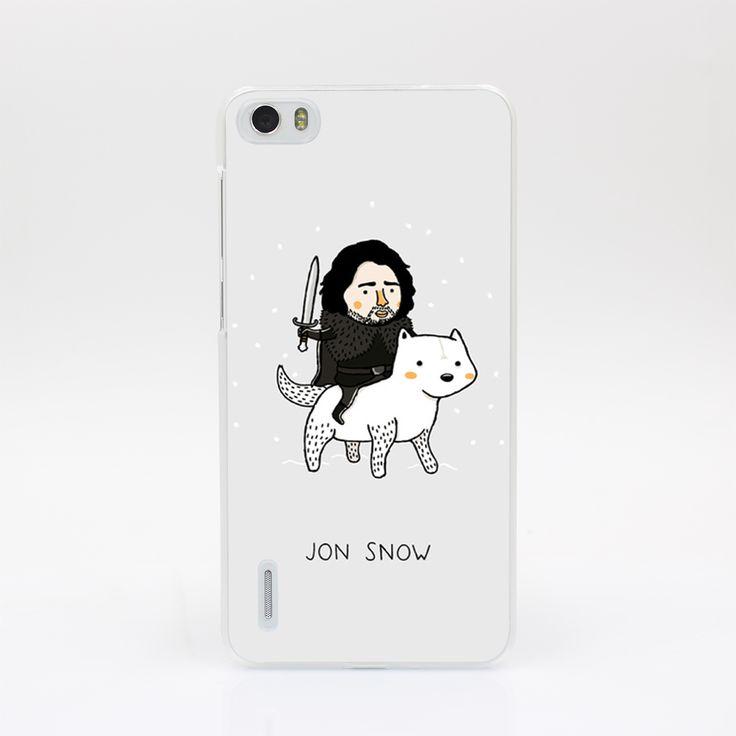 Jon Snow Hard Case Cover for Huawei //Price: $9.97 & FREE Shipping //     #robbstark #motherofdragons #grrm #housestark #books  #winterfell #jaimelannister #westeros