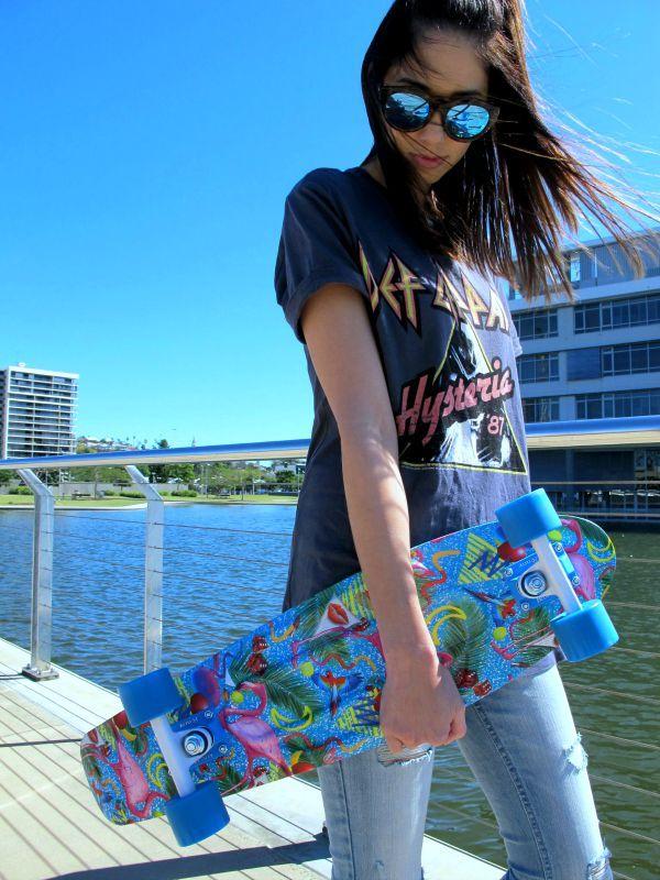 "Penny Skateboards Presents Fresh Prints: Miami 22"""
