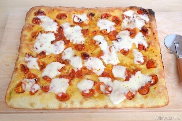 Pizza bonci, scopri la ricetta: http://www.misya.info/2014/01/25/pizza-bonci.htm