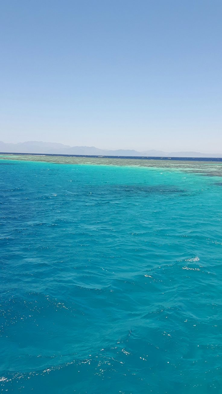 Red Sea and the wish to come back