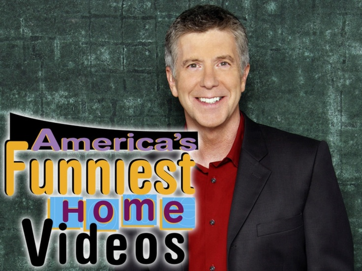 America's Funniest Home Videos is a hilarious show