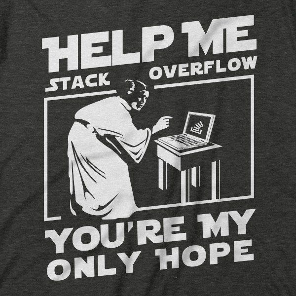 stack overflow parody close up codeaddict