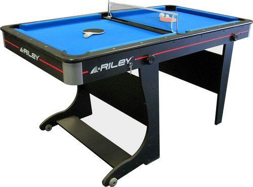 Folding Pool Table Ping Pong1