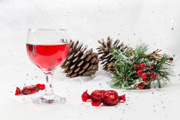 Алкогольная настойка из клюквы