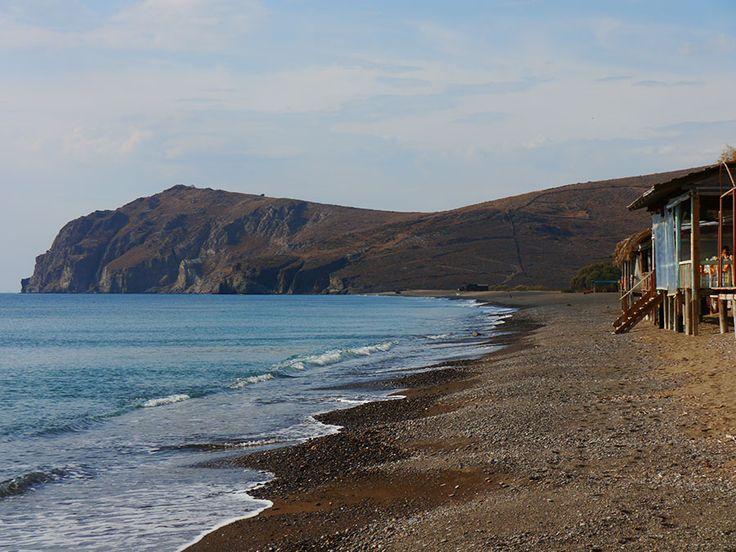 Λέσβος - Σκάλα Ερεσού - Hellas Beach