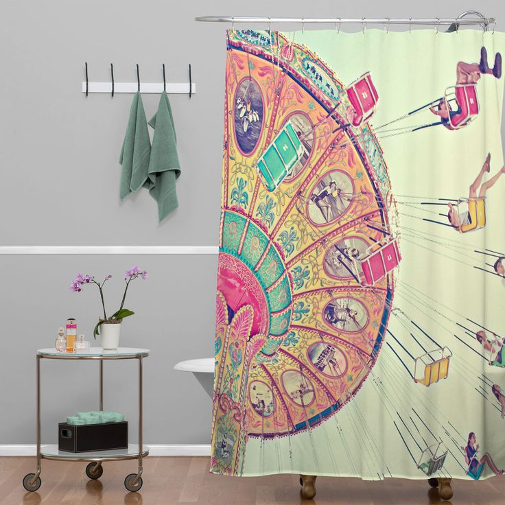 How Fun Is This Shower Curtain Support Artist Communities Worldwide With Your Purchase