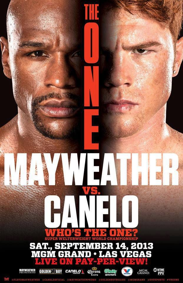 It's September 14, 2013 and tonight we will see a showdown of Mayweather Vs Alvarez, a bought that everyone has been talking about an whether you are a Floyd fan or one of his subsequent haters most will tune in for the fight either flip of the coin. That's the funny thing about having dislike or like for figures in the public no matter what side you're on it's pretty much the same influence. Many people will watch the Mayweather Vs Alvarez fight to cheer Floyd on to remain undefeated and…