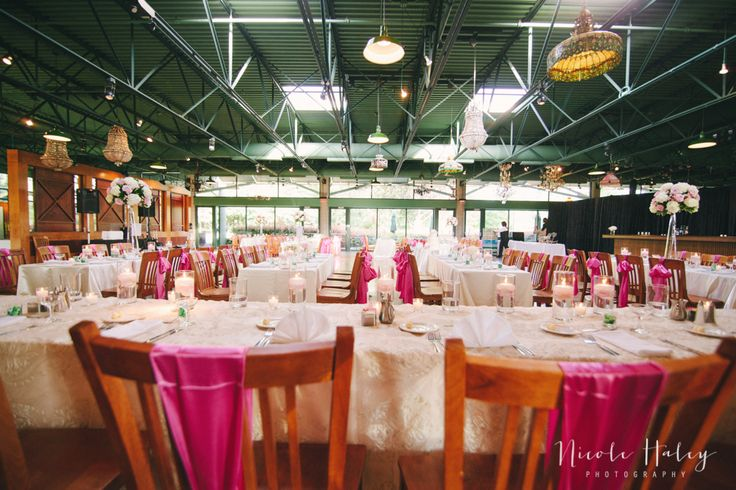 Taste Of History Wedding Reception