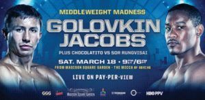 HBO PPV Boxing Outcomes: 'GGG' Golovkin vs. Daniel Jacobs Updates & Play-by-Play  Sherdog.com