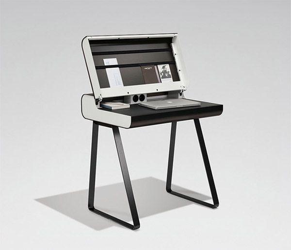 Retro Bureau Desk