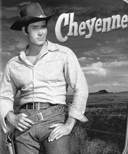 Cheyenne is an American western television series of 108 black-and-white episodes broadcast on ABC from 1955 to 1963. The show was the first hour-long western tv series. The show starred Clint Walker, a native of Illinois, as Cheyenne Bodie, a physically large cowboy wandering the American West.