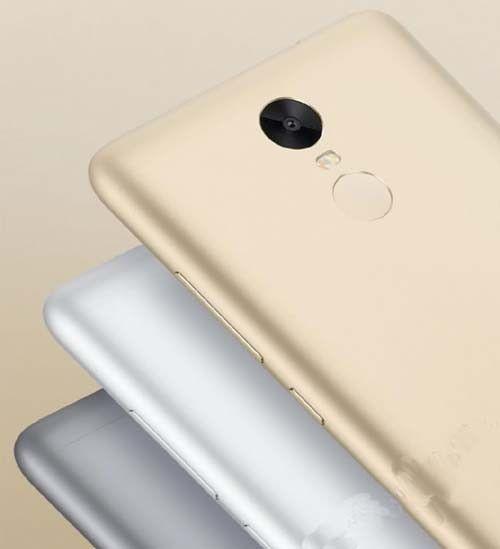 Xiaomi Redmi Note 3 4G MT7695 Octa Core 2GB 16GB Smartphone 5.5 Inch Fingerprint ID 13MP camera Gray