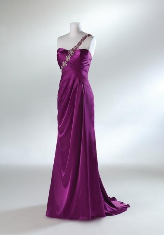 I love the color and style, but I'm not sure if I want long bridesmaid dresses?