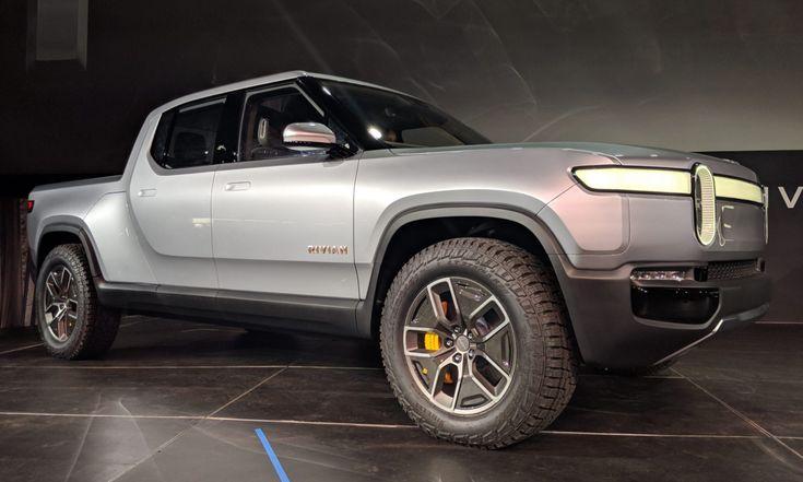Rivian wird bis 2025 sechs Elektrofahrzeuge auf den Markt bringen