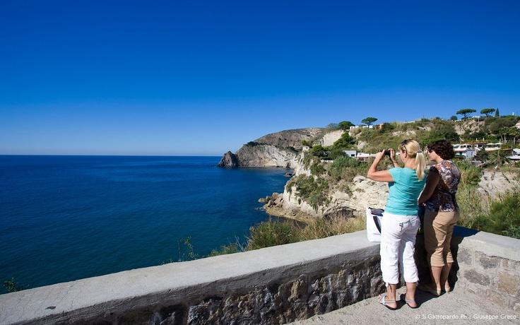 Baia di Cava Grado - Sea & Sky: the perfect blue match - Il Gattopardo Hotel Terme & Beauty Farm