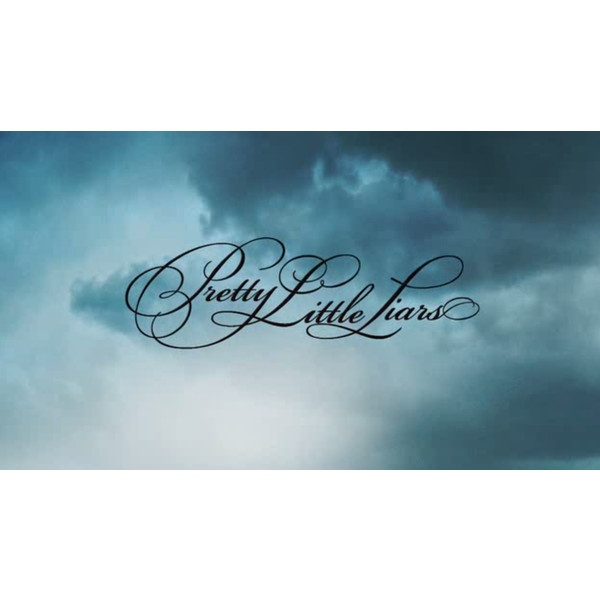 pretty little liars font Forum via Polyvore