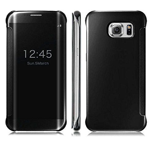 DN-TECHNOLOGY® Samsung Galaxy S7 Case (Samsung S7, Clear View Black) DN-TECHNOLOGY® http://www.amazon.co.uk/dp/B01AJZXOT4/ref=cm_sw_r_pi_dp_kGGQwb17WMWN4