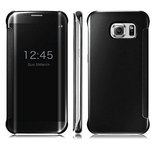 DN-TECHNOLOGY® Samsung Galaxy S7 Case (Samsung S7, Clear View Black) DN-TECHNOLOGY® http://www.amazon.co.uk/dp/B01AJZXOT4/ref=cm_sw_r_pi_dp_kGGQwb17WMWN4