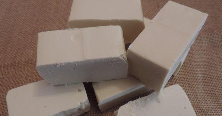 Preparamos jabón casero con aceite usado