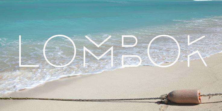 Lombok Font · 1001 Fonts