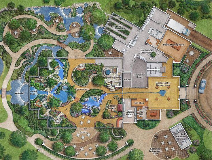 Public Conservatory Plans