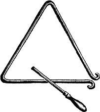 triangle instrument wikipedia the free encyclopedia - Triangle Instrument Coloring Page