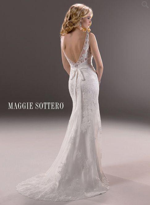 Astra Bridal - Maggie Sottero Sawyer