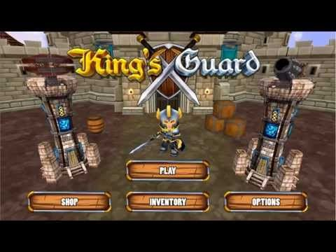 King's Guard TD Gameplay