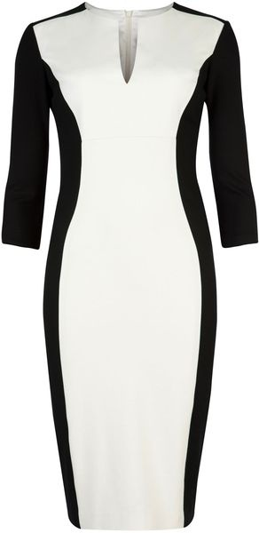 Ted Baker London Ristle Contrast Side Dress
