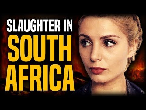 (2239) White Farmers Slaughtered in South Africa | Lauren Southern and Stefan Molyneux - YouTube