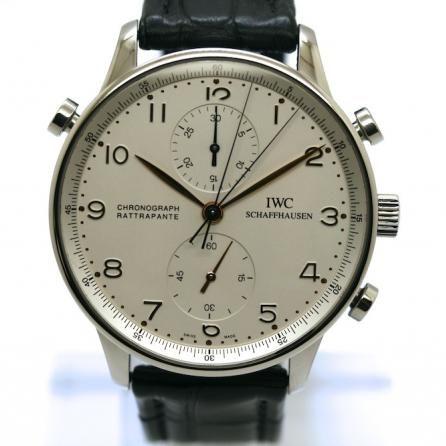 IWC Portoghese Chronografo rattrapante IW3712