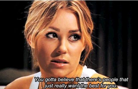 Lauren Conrad perfect quote