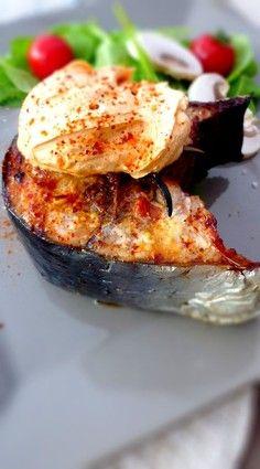 Thon grillé à la Plancha à la sauce au paprika fumé - By Journal des Femmes