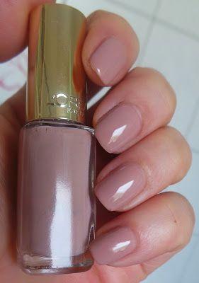 loral paris color riche le vernis 205 rose bagatelle - Vernis L Oral Color Riche