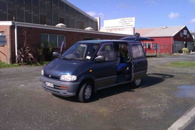 Buy this Nissan Serena Campervan for only $4,399 Contact the owner and find out more here : http://trademycampervan.co.nz/buy-a-Campervan/in-Auckland/Nissan-Serena/for-sale/94/  Located in Auckland  buy and sell campervans with www.trademycampervan.co.nz  #Campervan #Auckland #Nissan #Serena #NewZealand #NZ #Summer2015 #Backing #Travel #Camping