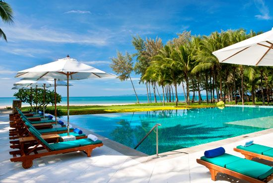 Iifinity Pool - Sheraton Krabi Beach Resort