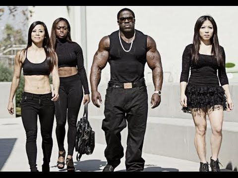Kali Muscle - MONEY AND MUSCLE {Official Music Video