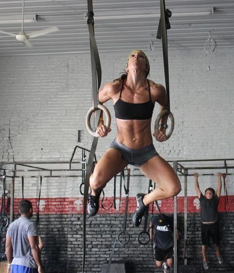 Muscle Ups Rings Vs Bar
