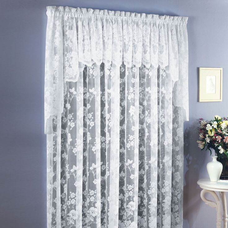 Floral Vine Window Collection  Curtains  Drapes